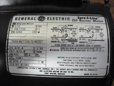 wiring diagram for ge motor 5kc35k6335 - HomeOwnersHub | Ge Induction Motor Wiring Diagram |  | HomeOwnersHub